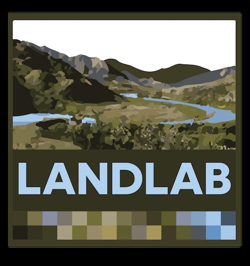 Landlab logo